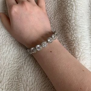 Aldo Sparkeling Bracelet